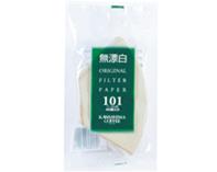 無漂白コーヒーフィルター 101(1~2人用)