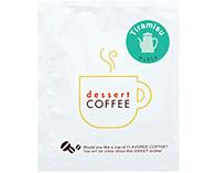 デザートコーヒー ティラミス