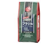 専門店の職人焙煎コーヒー  ブラジル ストレート100%