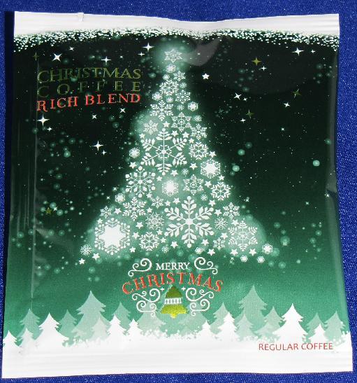 オリジナル クリスマスドリップコーヒー(グリーン)