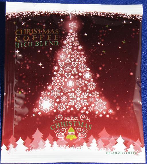 オリジナル クリスマスドリップコーヒー(レッド)