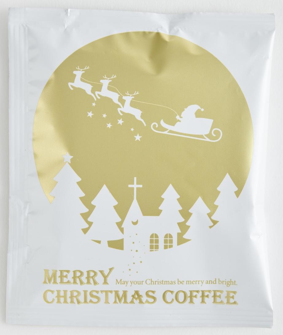 カワシマオリジナル クリスマスドリップコーヒー ホワイト